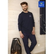Мужская пижама KEY MNS 745 2 B21