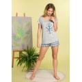 Женская пижама KEY LNS 470 1 A20